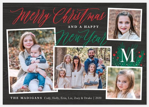 Wintergreen Gallery Holiday Photo Cards