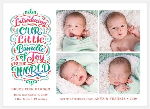 Holiday Bundle Holiday Photo Cards