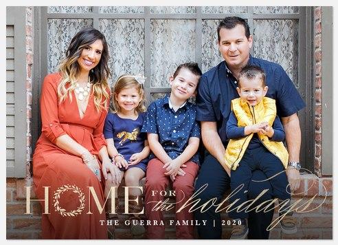 Holiday Hearth Holiday Photo Cards
