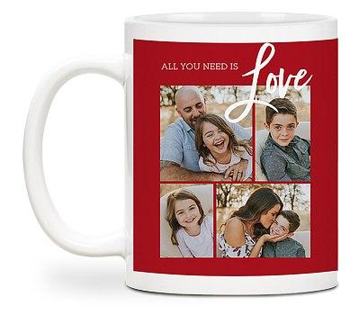 Brush of Love Custom Mugs