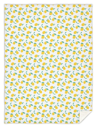 Lemonade Custom Blankets