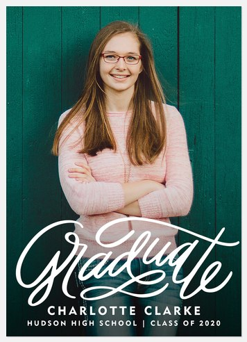 Whimsical Grad Graduation Cards