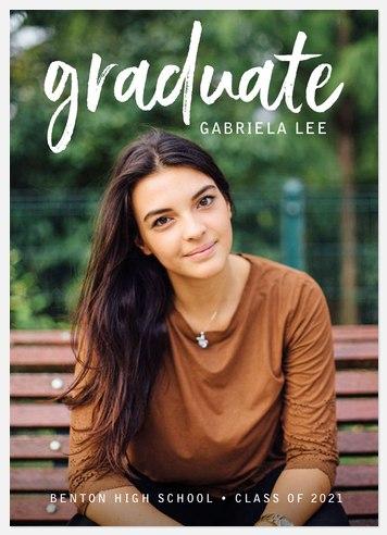 Top Graduate Graduation Cards