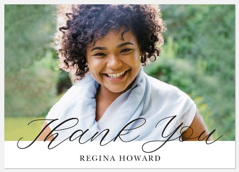 Graciously Thank You Cards