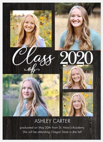 Creative Class Graduation Cards