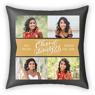 Classic Alumni Custom Pillows