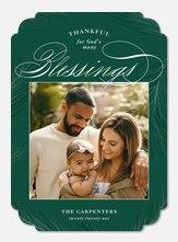 Evergreen Blessings