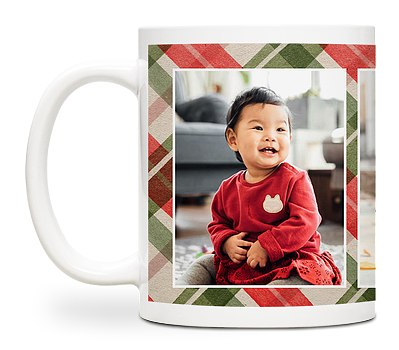 Tartan Family Custom Mugs