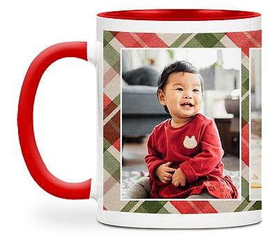 Tartan Family Custom Mugs