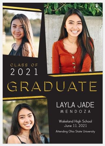 Mod Gallery Graduation Cards