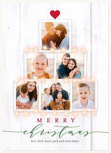 Photo Tree Photo Holiday Cards