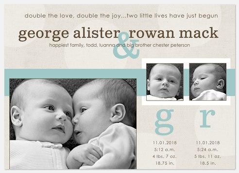 George and Rowan