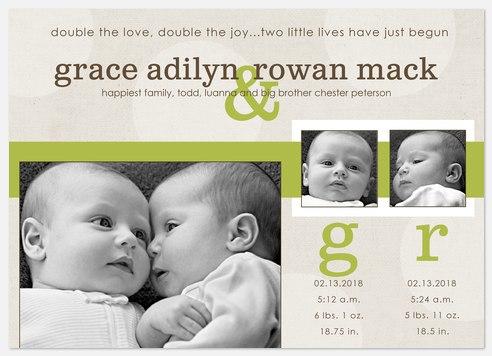 Grace and Rowan
