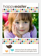 Easter Colors Easter Photo Cards -  Easter Cards