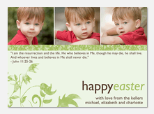 Easter Cards - Resurrection Verse