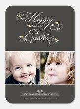 Easter Photo Cards - Easter Elegance