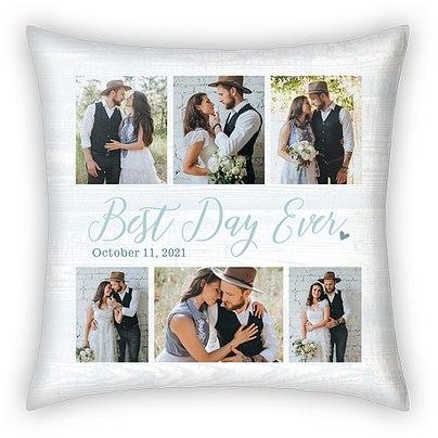 Best Day Custom Pillows