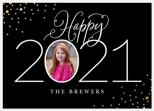 Big 2021 Holiday Photo Cards
