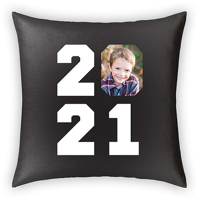 Bold Year Custom Pillows