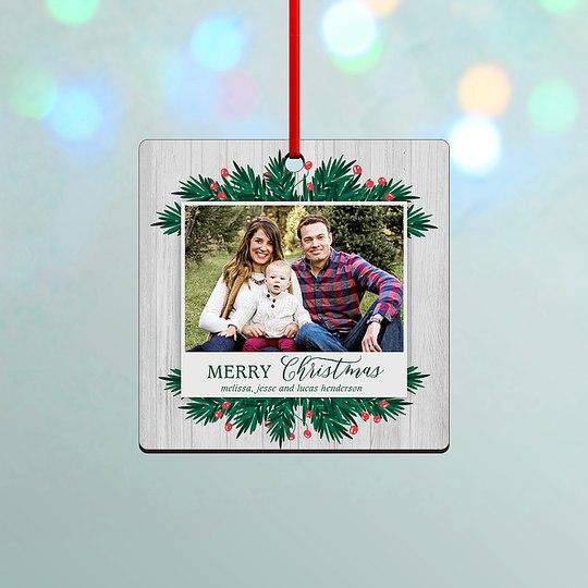 Evergreen Trimmings Custom Ornaments